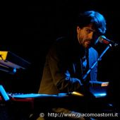 12 Febbraio 2011 - Locomotiv Club - Bologna - Iron and Wine in concerto