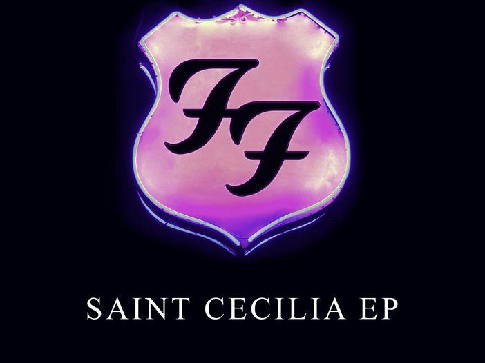 """Foo Fighters, l'ascolto del """"Saint Cecilia EP"""""""