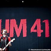 21 luglio 2012 - Rock in IdRho 2012 - Arena Concerti Fiera - Rho (Mi) - Sum 41 in concerto