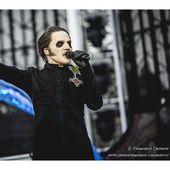 8 maggio 2019 - Ippodromo del Galoppo - Milano - Ghost in concerto