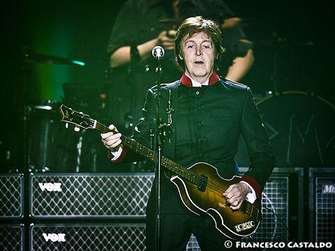 Paul McCartney al Candlestick Park: setlist e video. GUARDA