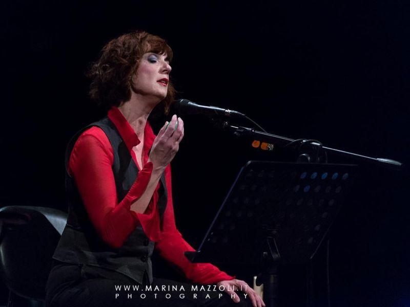 4 novembre 2015 - Teatro dell'Archivolto - Genova - Cristina Donà