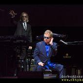 11 luglio 2015 - Lucca Summer Festival - Piazza Napoleone - Lucca - Elton John in concerto