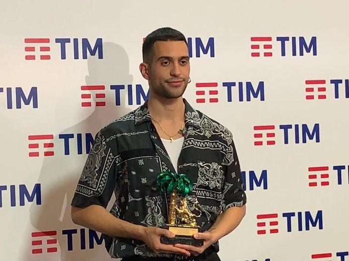 Sanremo 2019, TIM Data Room: boom di tweet alla proclamazione di Mahmood