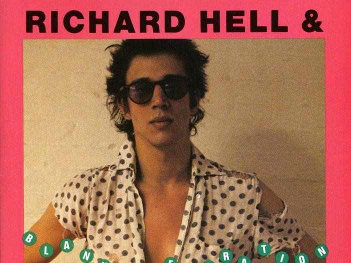 Richard Hell, un poeta punk con la passione per il cinema