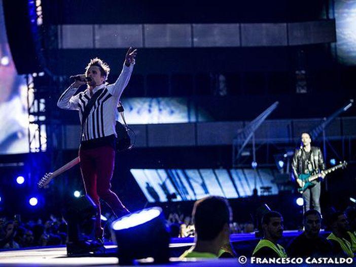 I Muse registrano un DVD a Roma: il report del concerto all'Olimpico