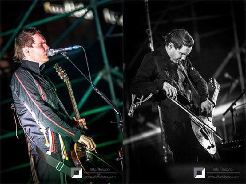 26 luglio 2013 - Ferrara sotto le Stelle - Piazza Castello - Ferrara - Sigur Ros in concerto