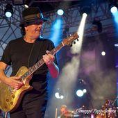 13 luglio 2016 - Parco della Lesa - Cividale del Friuli (Ud) - Santana in concerto