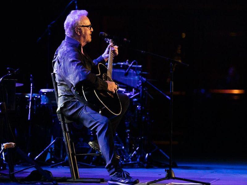13 luglio 2021 – Auditorium Parco della Musica - Roma – Umberto Tozzi in concerto