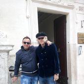 Bob Geldof legge Keats alla Keats - Shelley House di Roma, 12 aprile 2019