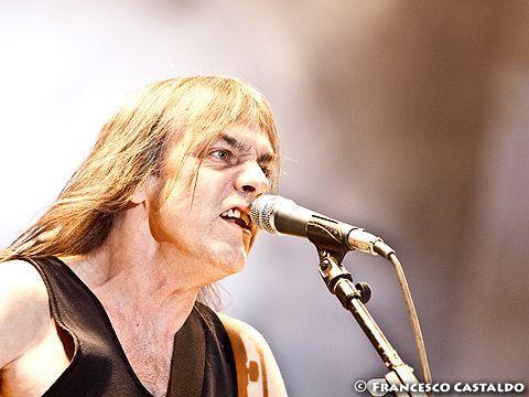 AC/DC, Jesse Fink parla del tour: 'Malcolm Young non ci sarà'