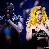 9 Novembre 2010 - Pala Isozaki - Torino - Lady Gaga in concerto