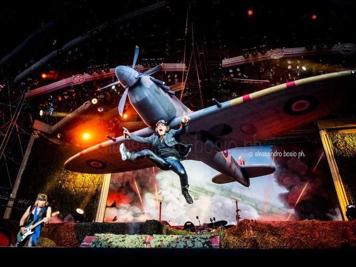 Iron Maiden: la recensione del concerto di Milano