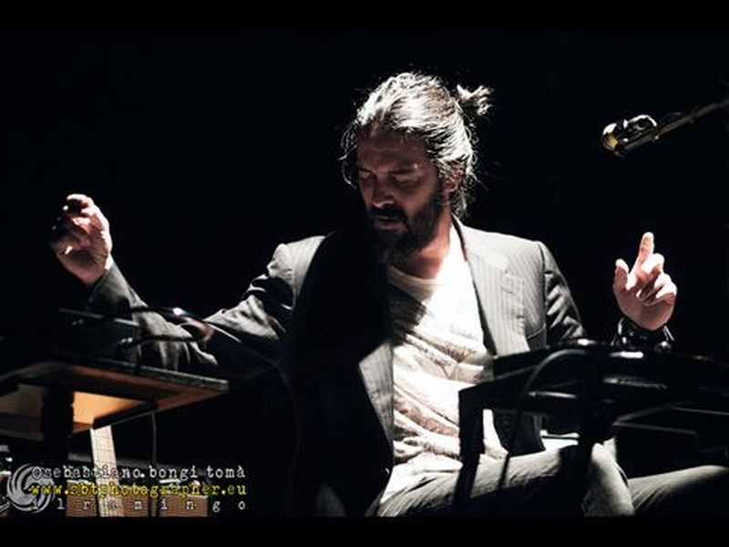 12 gennaio 2013 - Teatro Verdi - Montecatini Terme (Pt) - Roberto Angelini in concerto
