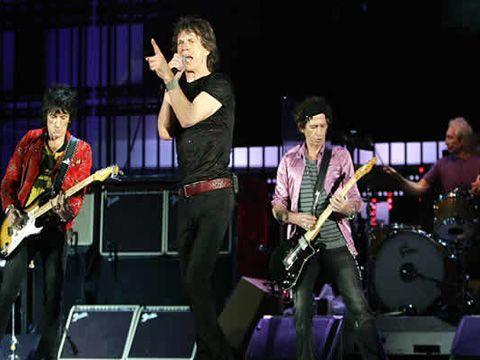 The Rolling Stones announce 2013 tour dates in the US and UK