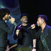 30 giugno 2018 - Collisioni Festival - Piazza Colbert - Barolo (Cn) - Nek-Pezzali-Renga in concerto