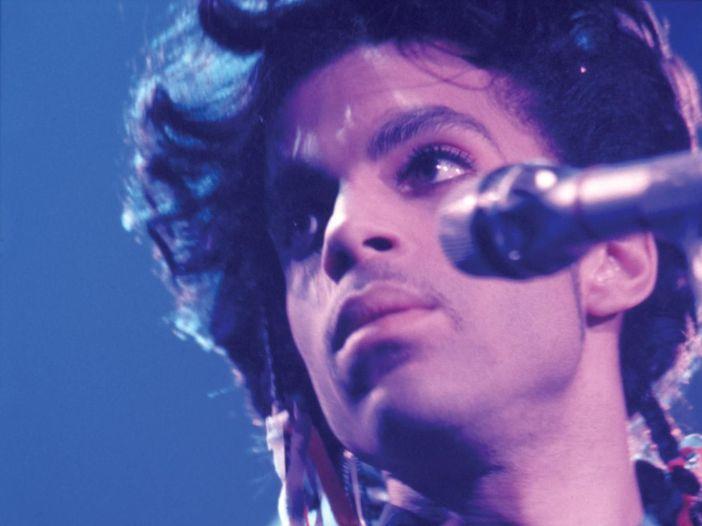 Las Vegas disapprova Prince nudo