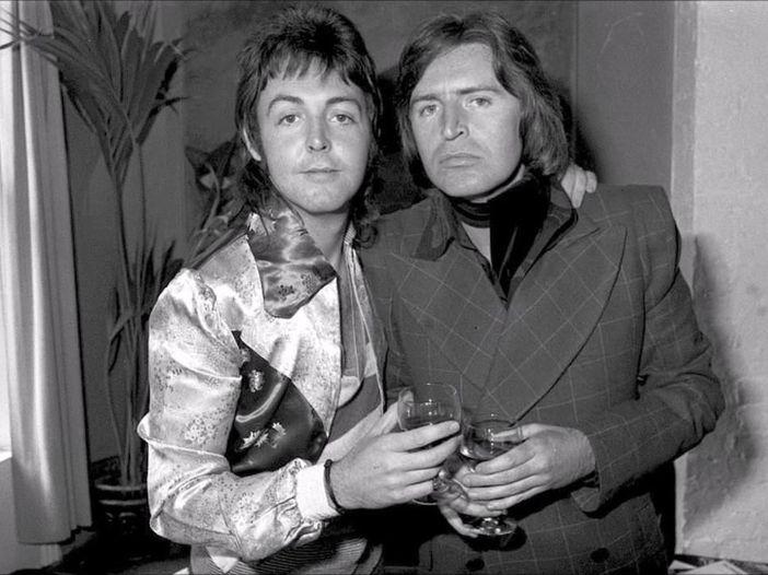 Mike McGear, il fratello più piccolo di Paul McCartney, e le sue canzoni