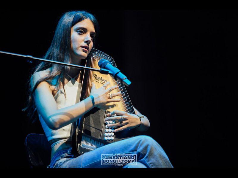 15 luglio 2021 - Pistoia Blues - Piazza del Duomo - Pistoia - Greta Zuccoli in concerto