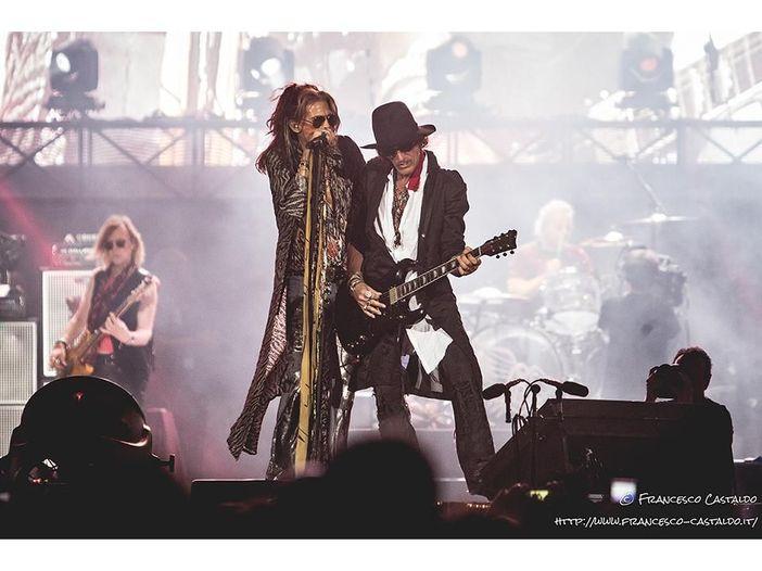 Due Aerosmith vanno con Eric Clapton e Jimmy Page?