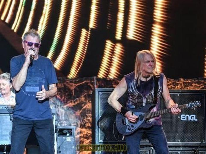 Deep Purple, nuovo album in arrivo