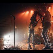 22 febbraio 2017 - New Age Club - Roncade (Tv) - Blonde Redhead in concerto