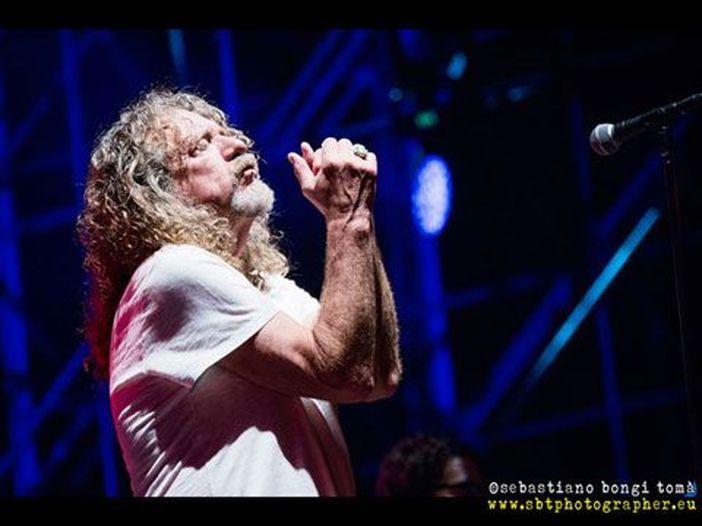 Robert Plant: 'Il mio archivio personale? Lo vedrete quando morirò'