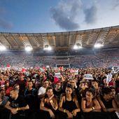 Ligabue @ Stadio Olimpico, Roma, 12 Luglio
