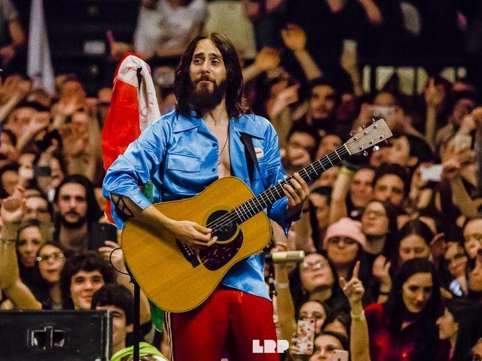Thirty Seconds to Mars, la recensione del concerto di Bologna del 17 marzo 2018 - FOTOGALLERY