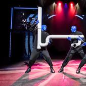 A novembre per la prima volta in Italia lo show dei Blue Man Group