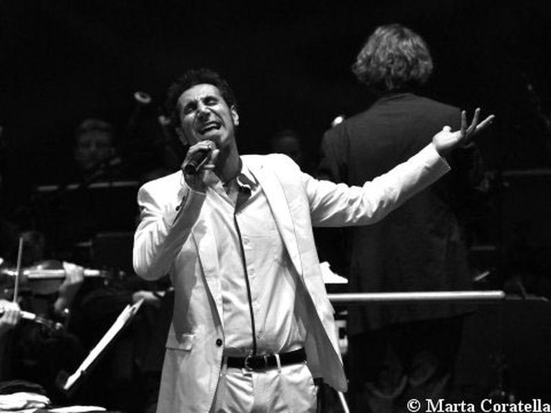 5 Luglio 2010 - Auditorium Parco della Musica - Roma - Serj Tankian in concerto
