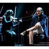 8 marzo 2016 - Teatro degli Arcimboldi - Milano - Alice e Franco Battiato in concerto