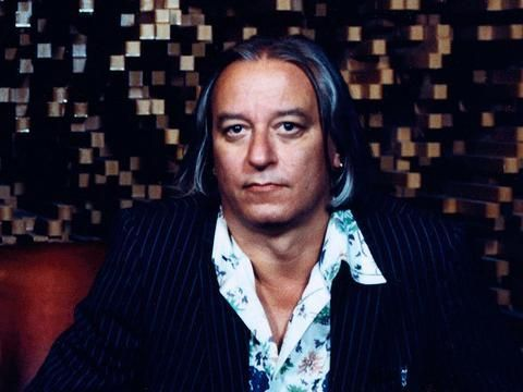 Peter Buck (R.E.M.) working on a solo record with Mike Mills, Lenny Kaye