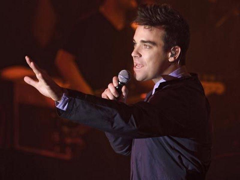 9 Dicembre 2009 - Melkweg - Amsterdam - Robbie Williams in concerto