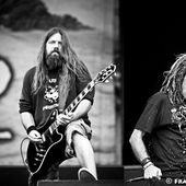 24 giugno 2012 - Gods of Metal 2012 - Arena Concerti Fiera - Rho (Mi) - Lamb of God in concerto