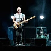 10 luglio 2012 - Hydrogen Festival - Anfiteatro Camerini - Piazzola sul Brenta (Pd) - Sting in concerto