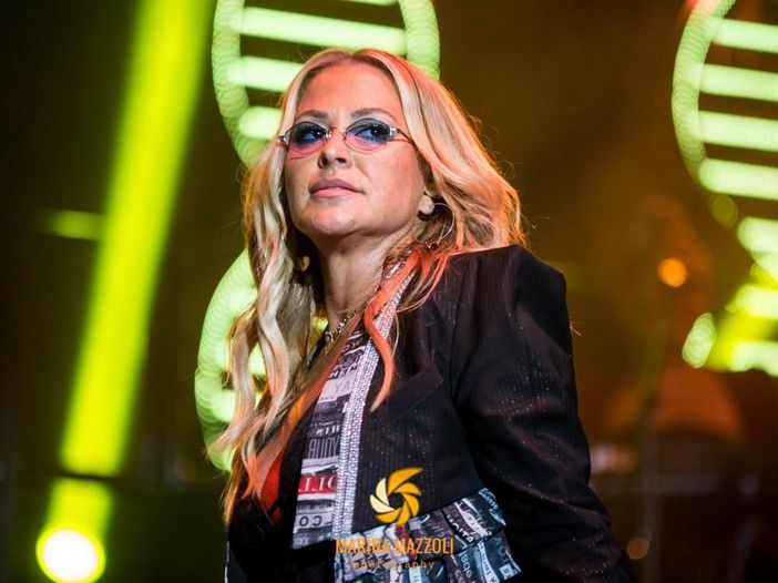 Anastacia, cancellato il concerto del 22 agosto a Sapri