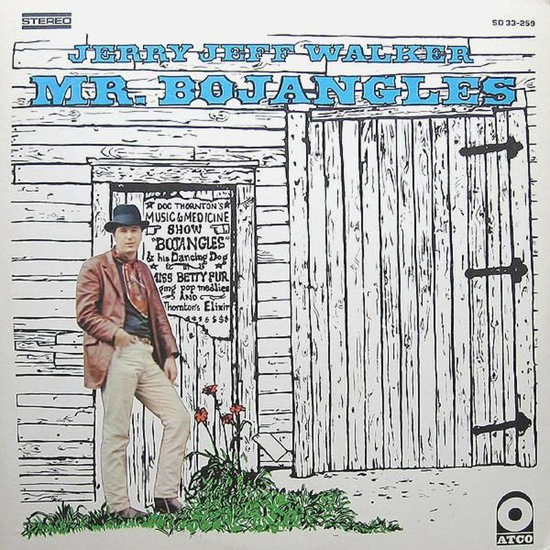 "Addio a Jerry Jeff Walker, autore di ""Mr. Bojangles"""