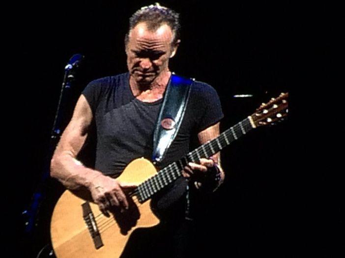 """Sting a Milano: """"57th & 9th, un disco che ha sorpreso anche me"""""""