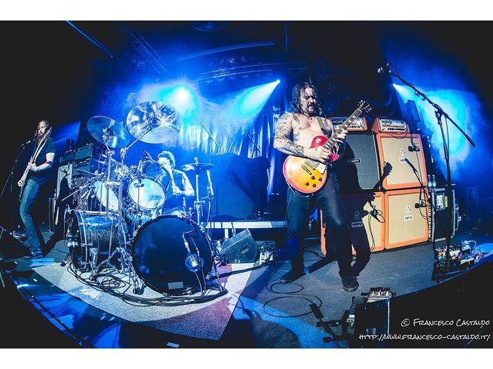 High on Fire, annullata la branca in Nord America del tour per il diabete del frontman Matt Pike