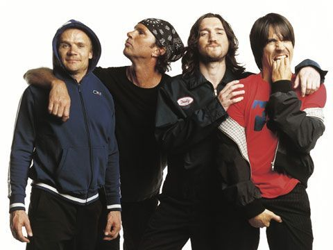 Classifiche UK, Red Hot Chili Peppers dritti al primo posto