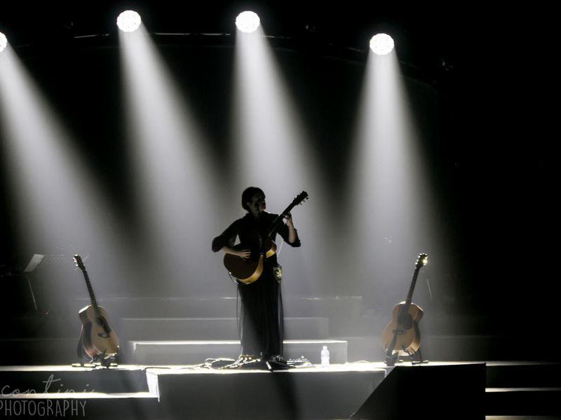 30 aprile 2017 - PalaBam - Mantova - Carmen Consoli in concerto