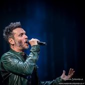 4 aprile 2018 - PalaLottomatica - Roma - Nek-Pezzali-Renga in concerto