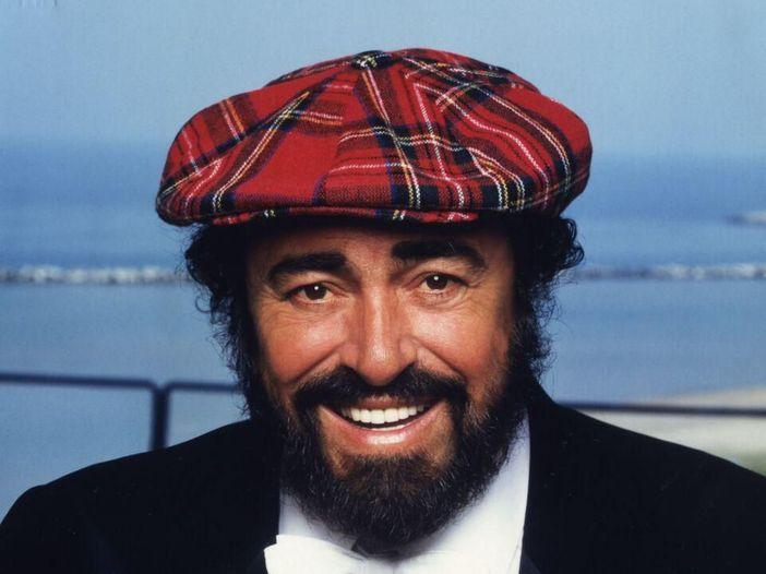 E' nata Alice, la bimba di Luciano Pavarotti