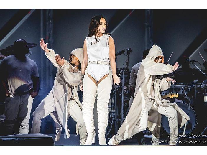 Guetta conferma che Rihanna lavora alla colonna sonora di un film Dreamworks
