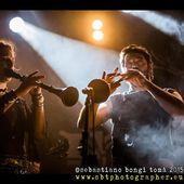 31 ottobre 2015 - The Cage Theatre - Livorno - Folkstone in concerto