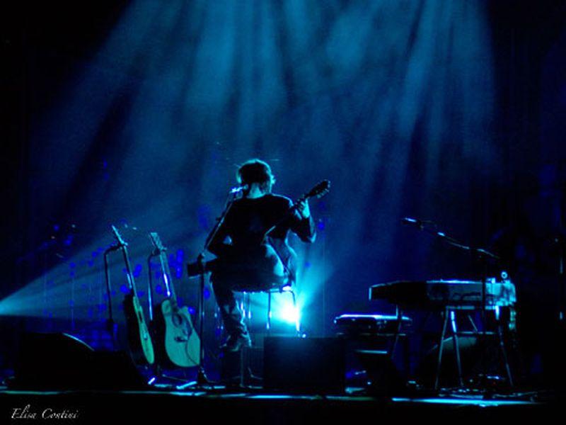 13 Settembre 2010 - Festa del Prosciutto - Langhirano (Pr) - Cristiano De Andrè in concerto