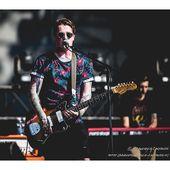 23 giugno 2017 - Firenze Rocks - Visarno Arena - Firenze - Deaf Havana in concerto