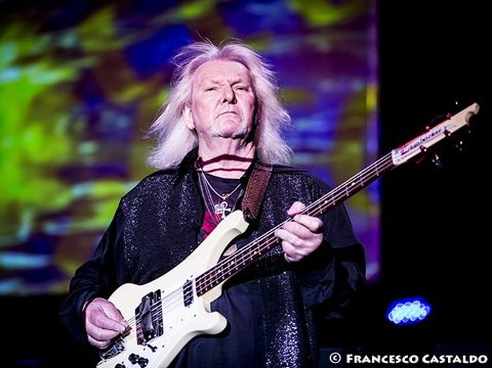 Yes, addio a Chris Squire