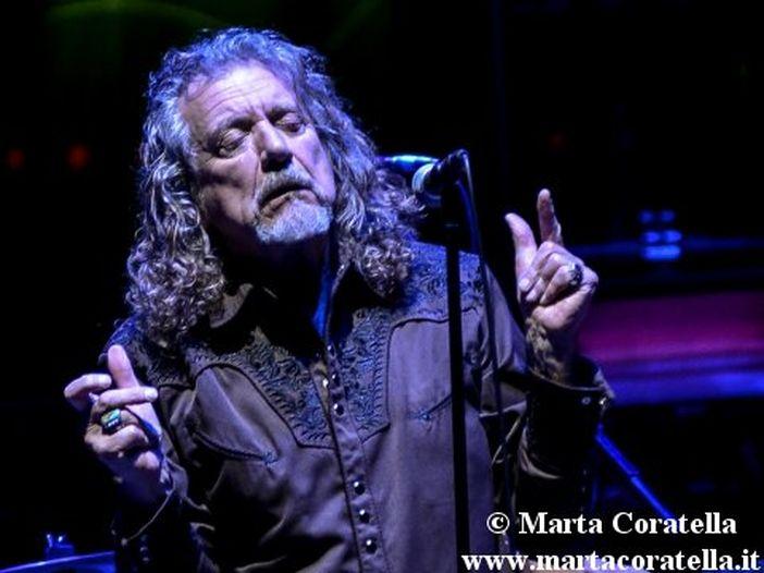 """Robert Plant è il 'responsabile' della colonna sonora del film candidato all'Oscar """"Green Book"""""""